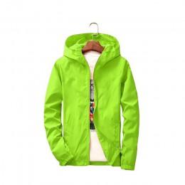 Delgada chaqueta mujer primavera otoño gran tamaño 7XL overoles verano protector solar chaqueta ropa de protección solar par mod
