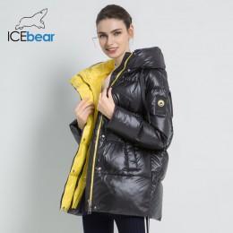2019 nueva chaqueta de invierno para mujer, de alta calidad Abrigo con capucha, chaquetas de moda para mujer, ropa de invierno c