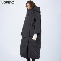 Marca nueva colección de invierno de chaqueta 2019 elegante abrigo femenino a prueba de viento 2019 chaquetas acolchadas para mu