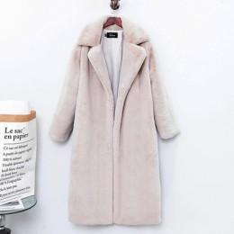 Abrigo de piel de terciopelo de imitación de alta calidad de moda de invierno h0171