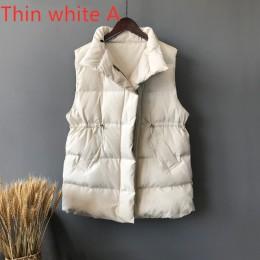 Chaleco sin mangas largo de Invierno para mujer, chaqueta acolchada de algodón ajustada, chaleco con cremallera de moda coreana