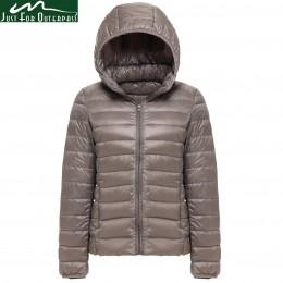 2019 nueva marca 90% chaqueta de plumón de pato blanco para mujer otoño invierno abrigo cálido chaqueta de plumón de pato ultral