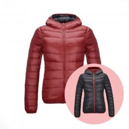 Chaquetas de marca NewBang para mujer chaqueta de plumón ultraligera chaquetas de plumas para mujer abrigo ligero Reversible de