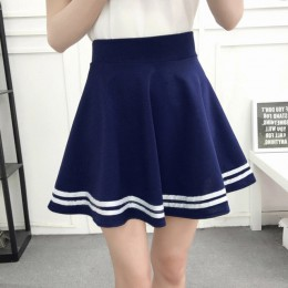 ALSOTO invierno y verano estilo de marca falda de mujer elástica faldas midi para mujer mini faldas cortas para chica Sexy saia