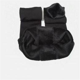 CHLEISURE S-XL 8 colores Leggings de invierno mallas calientes de mujer de cintura alta de terciopelo grueso Legging sólido todo