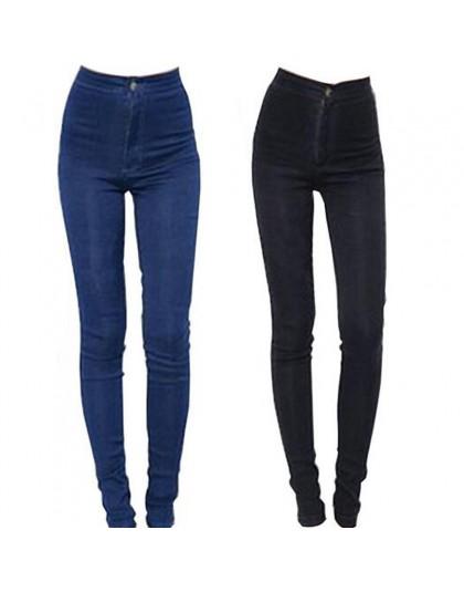 2019 Nuevos Pantalones Vaqueros De Moda Para Mujer Pantalones De Tubo De Vaqueros Cintura Alta Ajustados Elasticos Sexy Pantalon Undershop Es