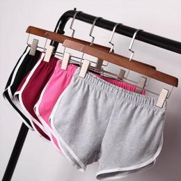 Nuevos pantalones cortos de verano mujeres pantalones cortos casuales de cintura delgada corto