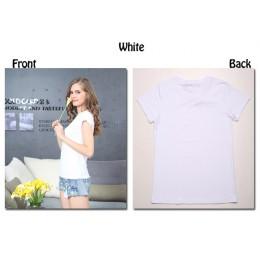 Alta calidad 18 colores S-3XL Camiseta lisa de algodón para mujeres Camisetas básicas elásticas camisetas casuales para mujeres