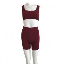 HAOYUAN conjunto de 2 piezas para mujeres ropa de Festival pantalones cortos para motociclistas traje de chándal Sexy para Club