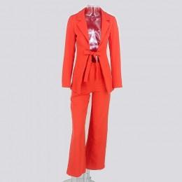 Feditch otoño conjuntos de dos piezas mujeres Sexy cuello en V profundo Oficina 2 piezas Set superior y pantalones cortos de man
