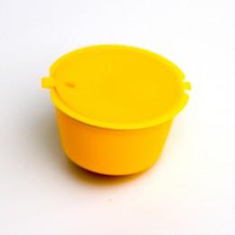 LMETJMA 9 Color reutilizable Dolce Gusto cápsulas de café sin BPA cápsulas de café para máquinas Dolce Gusto juego de filtros de