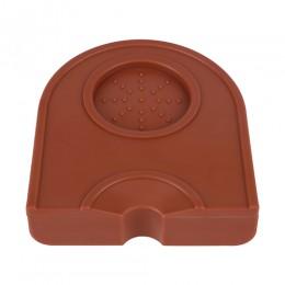 Manual de café Espresso Latte arte pluma titular de manipulación almohadilla de silicona alfombrilla accesorios de cocina