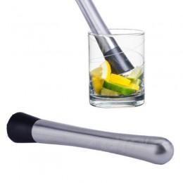 Útil Cocktail mudler Barware Mojito Cocktail Acero inoxidable Bar mezclador DIY bebida fruta mudler triturado hielo Barware Bar