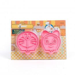 Torrefacción herramienta 3D galleta molde animales bonitos de dibujos animados de plástico de molde de la galleta sugarcraft, ch