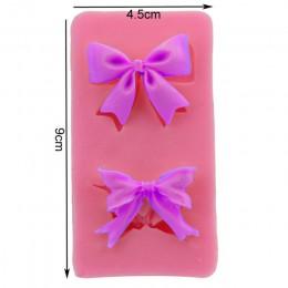 Molde de silicona arco Fondant de varios tamaños herramientas de decoración de pasteles moldes para chocolate y goma comestible,