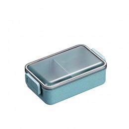 Caja Bento de microondas japonesa worthshop caja para almuerzo de niños a prueba de fugas Bento para niños contenedor de aliment