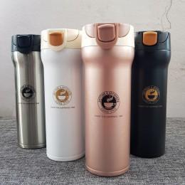 Termo acero inoxidable tazas thermocup Insulated Tumbler Vacuum Flask garrafa térmica termica tazas de café taza de Viaje Botell