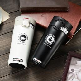 UPORS taza de café de viaje Premium termo de acero inoxidable termo al vacío con Taza Termo botella de agua taza de té termo taz