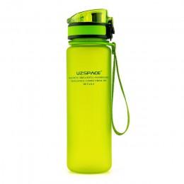 2019 new real proteína uzspace motion mi botella de agua tritan sin bpa plástico taza portátil para acampar deportes 350/500/650