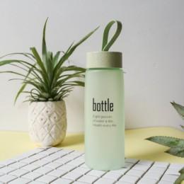 BPA botella de agua libre de plástico deporte Scrub a prueba de fugas beber mi botella portátil de moda Drinkware Tour botellas