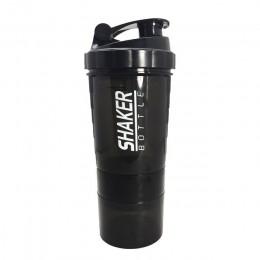 Creativo mezclador de proteína en polvo botella deportiva Fitness mezcla de proteína de suero botella de agua coctelera deportiv