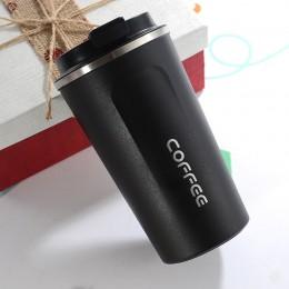 Termo de café de acero inoxidable de 380 ml/510 ml taza portátil de vacío de coche frascos termo de viaje termo taza de agua ter