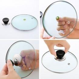 1 Uds. Manija de la tapa reemplazable manija de la tapa de la olla de vidrio anti-quemaduras dispositivos de cocina accesorios d