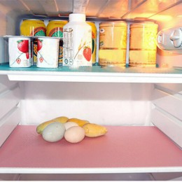 1 unids/set impermeable refrigerador Pad antibacteriano Antifouling el moho de la humedad alfombrilla adaptable alfombrillas par