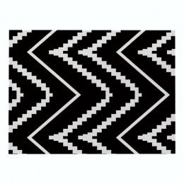 TTLIFE creativo geométrico impreso cocina manteles individuales PARA CENA Mesa tapete posavasos algodón Lino poliéster almohadil