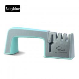 Afilador de cuchillos myveta 4 en 1 con revestimiento de diamante y varilla fina, tijeras y tijeras, sistema de afilado, cuchill