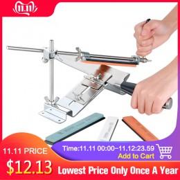RUIXIN PRO III cuchillo afilador profesional todo de acero de hierro de cocina afilado de herramientas de sistema arreglar-ángul