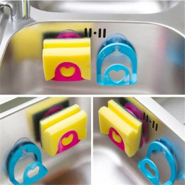 Multi-funcional estante de baño toalla soporte de plato de jabón fregadero de cocina esponja drenaje almacenamiento titular Rack