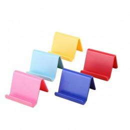 Mini soporte de teléfono móvil portátil caramelo fijo suministros para el hogar accesorios de cocina decoración teléfono  T2