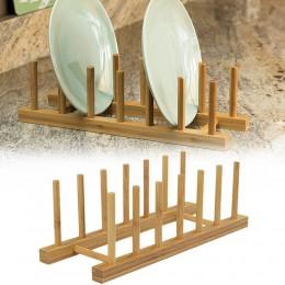 De plato Rack platos Drainboard de secado escurridor de almacenamiento organizador de armario de cocina accesorios cubiertos pla