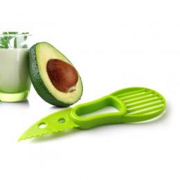 Multifuncional de manteca de karité de aguacate cuchillo para cortar fruta cuchillo especial cortador de frutas herramientas de