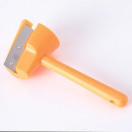 1 Uds. Cortador de verduras de plástico en espiral rebanadoras pelador de frutas Dispositivo de cocina accesorios de utensilios
