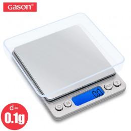 GASON Z1s balanza digital cocina electrónica (3000gx0.1g)
