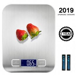 Báscula de alimentos-báscula de cocina-báscula Digital de alimentos-pesa en gramos kilogramos libras onzas g kg lb oz-11 Lb/5Kg