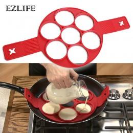 Panqueque de huevo frito fabricante de herramientas de cocina antiadherentes corazón redondo máquina de panqueques olla de huevo