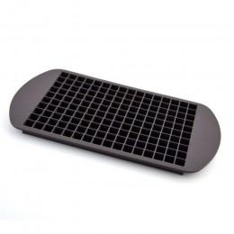 Forma para el fabricante de cubos de hielo bandeja de moldes de silicona tipos de forma ecológica cavidad pequeño cubo