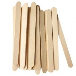 """50 Uds. Palitos para hacer helados palitos de madera palitos de paleta de 11,4 cm (4-1/2 """") longitud palitos para hacer helados"""