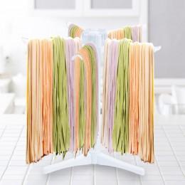 W plegable rejilla de secado de Pasta espagueti secador soporte tallarines sostenedor de secado estante colgante Pasta herramien