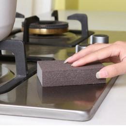 1Pc de limpieza esponja de carborundo limpieza herramientas Borrador de limpieza de algodón nano esmeril esponja para utensilios