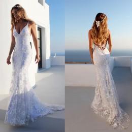 2019 nuevo vestido largo Sexy con cuello en V profundo Casual vestido de fiesta sin espalda sin mangas vestidos blancos ropa de