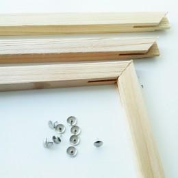 CHENISTORY DIY marco pintura por números marco de madera 40x50cm combinación única regalo pared arte cuadro obras de arte decora