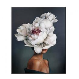 Pintura de lienzo impresa de alta calidad para decoración de la sala de estar