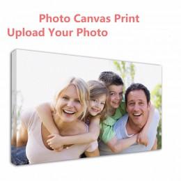 Impresiones de fotos personalizadas lienzo de pintura tu foto se convierte en lienzo-personalizado como el envoltorio de la gale