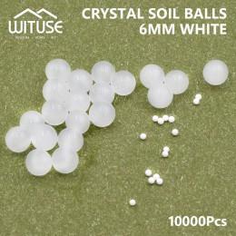 10000 partículas/lote perlas en forma de suelo de cristal cuentas de agua barro hacer crecer bolas de gelatina mágica boda decor