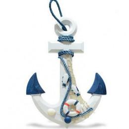 Pa. an decoración del hogar Mediterráneo artesanías conchas estrellas de mar red de pesca creativa sala de estar dormitorio colg