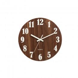 Reloj de números para pared Digital DIY 3D reloj silencioso acrílico oscuro resplandor luminoso colgante reloj acrílico breve si